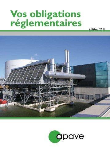 Vos obligations réglementaires - Ecobiz Nice / Côte d'Azur