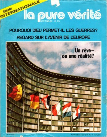 Pure Verite 1975 (No 09) Oct - Herbert W. Armstrong Library and ...