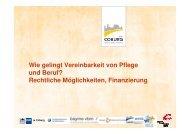 Vortrag von Herrn Klaus Fuchs - Stadt Coburg