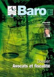 BARO Magazine N¡30 - Avocats à la cour de Rennes
