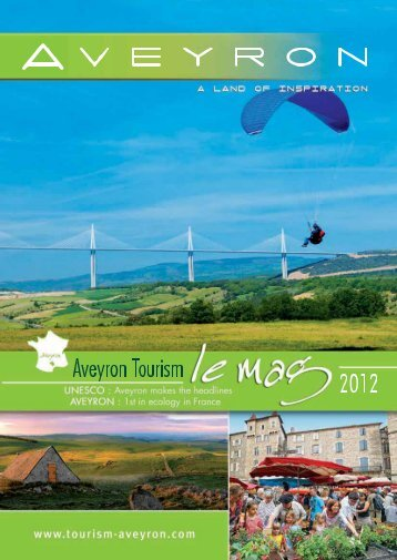 Guide on demand - Tourisme en Aveyron