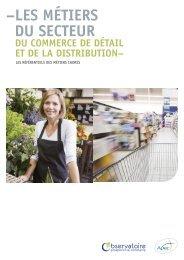 Les métiers du secteur du commerce de détail et de ... - Presse - Apec