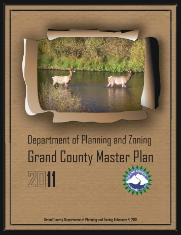 Grand County Department of Planning and Zoning February 9, 2011