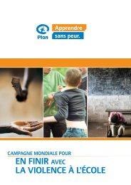 Apprendre sans peur - United Nations Girls' Education Initiative