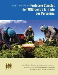GUIDE ANNOTE AU Protocole Complet de l'ONU ... - Global Rights