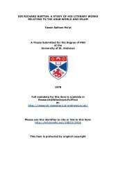 Yassin Salhani Ma'at PhD Thesis - University of St Andrews
