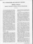 The ARMY HISTORIAN - US Army Center Of Military History - Page 4