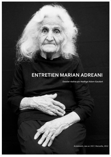 Presse - Marian Adreani