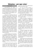 Hoje é o Dia do Vizinho - Igreja Metodista de Vila Isabel - Page 2
