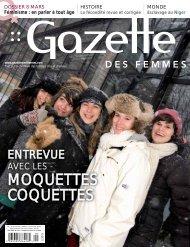 MOQUETTES COQUETTES - Conseil du statut de la femme ...