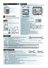 Interrupteur IC Astro - Schneider Electric