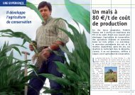 Télécharger - Agriculture de Conservation