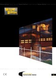 Sectionnelles Habitat Sectionnelles Habitat - Wayne Dalton