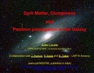 Clumpiness of Dark Matter and Positron Annihilation Signal