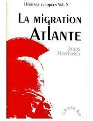 La migration atlante