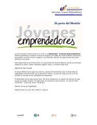 Jovenes Emprendedores - Universidad Interamericana AC