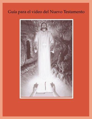 Guía para el video del Nuevo Testamento