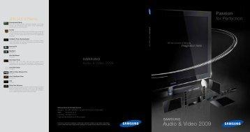 Audio & Video 2009 - Defoort
