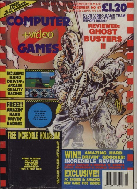 foto de Computer + Video Games - Commodore Is Awesome