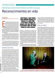Reconocimientos en vida - Sindicato Médico del Uruguay