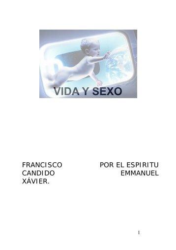 VIDA Y SEXO - Federación Espírita Española