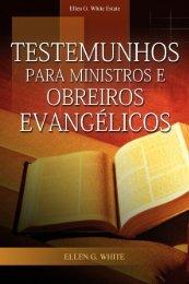 Testemunhos para Ministros e Obreiros Evangélicos - Centro de ...