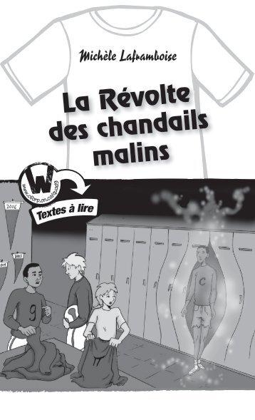 La Révolte des chandails malins - Cforp.ca