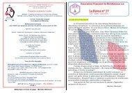 La Revue n° 17 - Consulat Général de France à Bruxelles