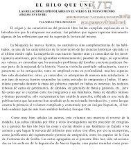 E L   H I L O   Q U E   U N E - Paseo Virtual por Extremadura