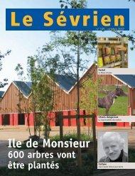 Le Sévrien 105 - Sèvres