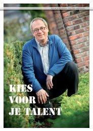 Kies voor je talent - Kessels & Smit