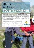 NKBV basis alpiene touwtechnieken - Klimwinkel - Page 2