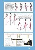 NKBV basis alpiene touwtechnieken - Klimwinkel - Page 5