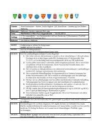 Referat fra møte 14.3.13 - 12-kommunesamarbeidet i Vestfold