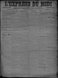 27 Juillet 1907 - Bibliothèque de Toulouse