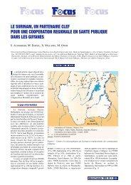 Le Surinam, un partenaire clef pour une coopération régionale en ...