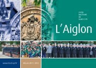 aiglon 2011/2012 - Lycée militaire de Saint Cyr