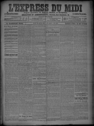 28 Janvier 1908 - Bibliothèque de Toulouse