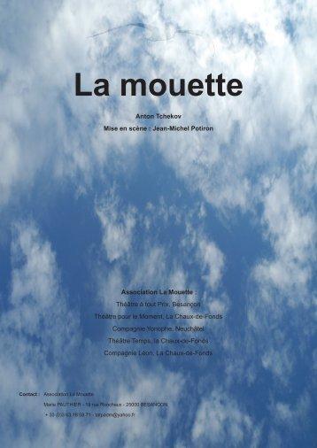 Dossier de présentation - Scènes Vosges