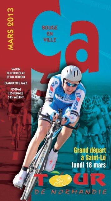 Ca Bouge en Ville - mars 2013 (pdf - 2,64 Mo) - Saint-Lô