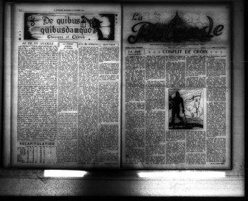 La Rotonde 11 novembre 1941 10e anne
