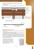 Terrasses Notice de pose - Cerland - Page 3
