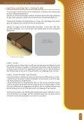 Terrasses Notice de pose - Cerland - Page 4