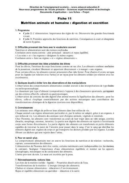 Bachelor en Diététique & Nutrition Humaine