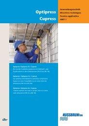 Optipress Cupress - R. Nussbaum AG
