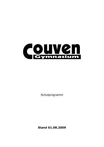 Die Schule - Couven-Gymnasium Aachen