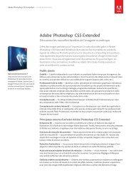 Adobe® Photoshop® CS5 Extended - LDLC.com