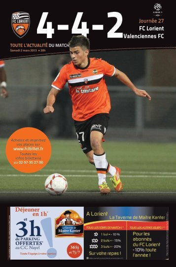 Télécharger le PDF - Football club Lorient
