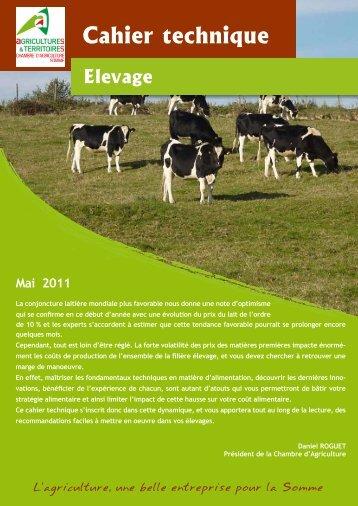 Que sont les - Chambres d'agriculture - Picardie