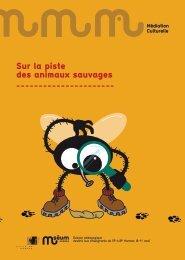 Sur la piste des animaux sauvages: dossier ... - Ville de Genève